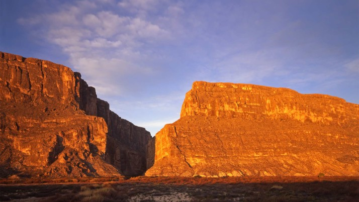 Rewriting Big Bend National Park's history